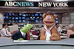 The Muppets Spent Some Time @ ABCNEWS