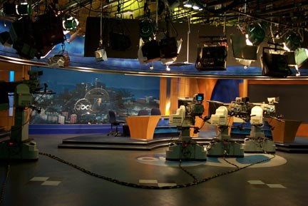 Abc news studio